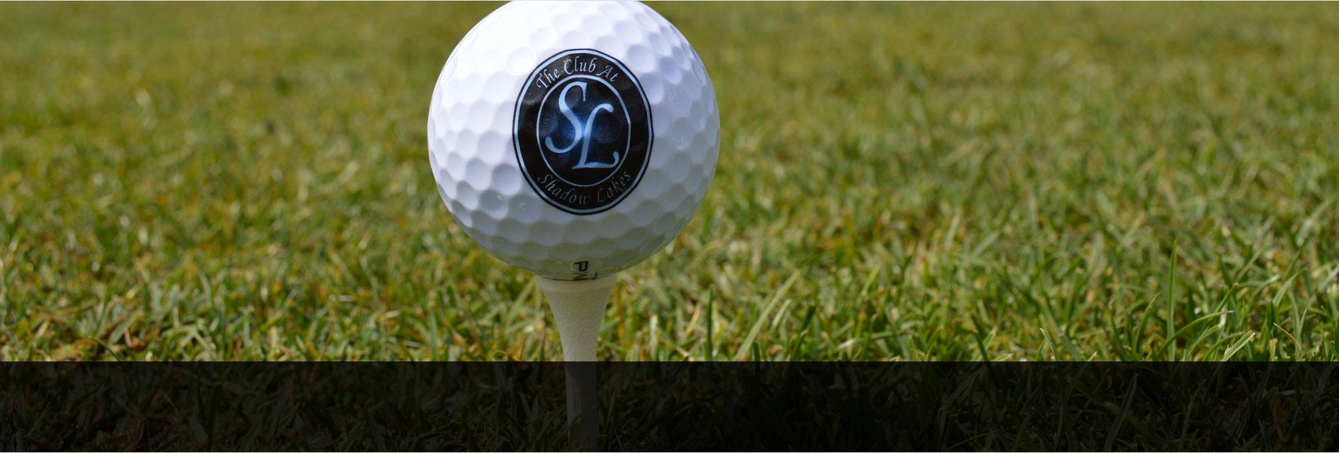 Club at Shadow Lakes-Shadow Lakes Golf Ball