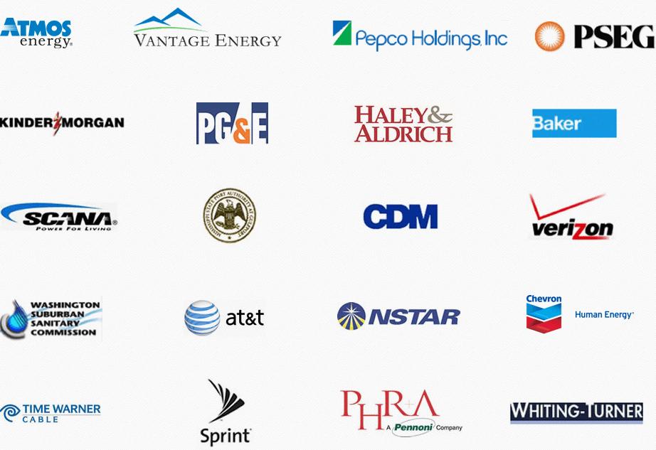 Geospatial Corporation Clients